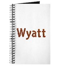 Wyatt Fall Leaves Journal