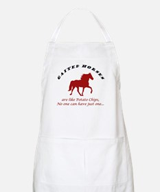 Gaited Horses are like Potato BBQ Apron