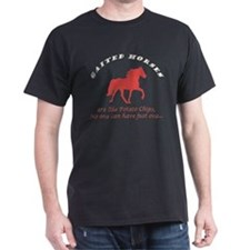 Gaited Horses are like Potato T-Shirt