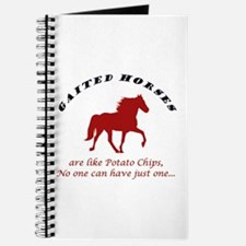 Gaited Horses are like Potato Journal