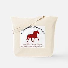 Gaited Horses are like Potato Tote Bag