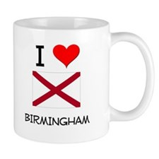 I Love Birmingham Mugs