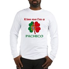 Pacheco Family Long Sleeve T-Shirt