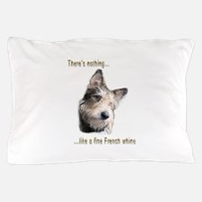 French Whine Pillow Case