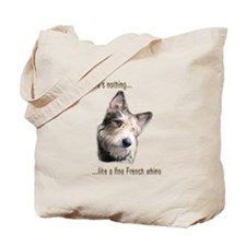 French Whine Tote Bag