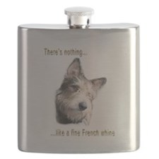 French Whine Flask