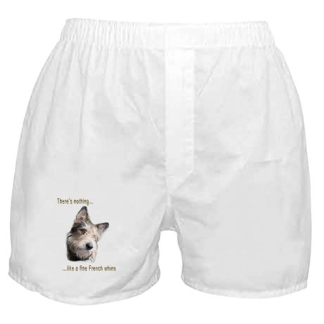 French Whine Boxer Shorts