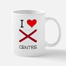 I Love Centre Alabama Mugs