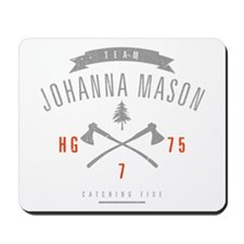 Team Johanna Mason Mousepad