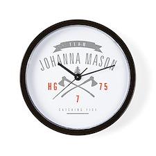 Team Johanna Mason Wall Clock