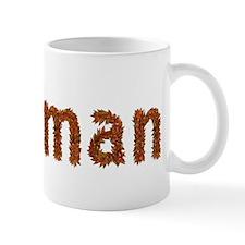 Newman Fall Leaves Mugs
