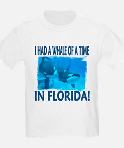 ...Whale Of A Time... Child Tee