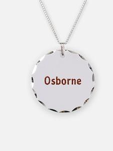 Osborne Fall Leaves Necklace