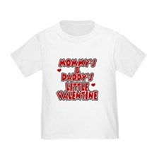 Mommy's & Daddy's Valentine T