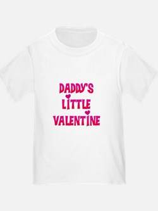 Daddy's Little Valentine T