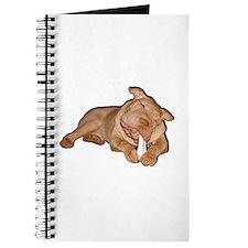 Chinese Shar Pei Dog Journal