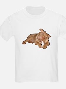 Chinese Shar Pei Dog Kids T-Shirt