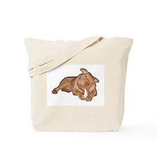 Chinese Shar Pei Dog Tote Bag