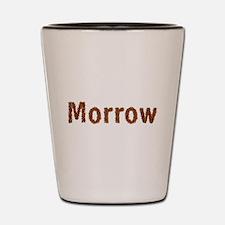 Morrow Fall Leaves Shot Glass