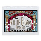 Theater actors Wall Calendars
