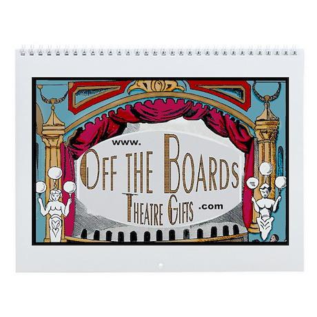 Off the Boards Theatre Calendar