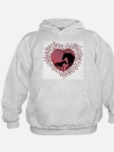 MareNFoal Heart Hoodie