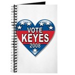 Vote Alan Keyes 2008 Political Journal