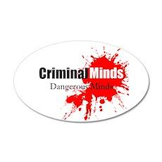 Criminal Minds Wall Decal