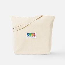 KDVS Logo Tote Bag