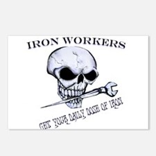 IRON SKULL Postcards (Package of 8)
