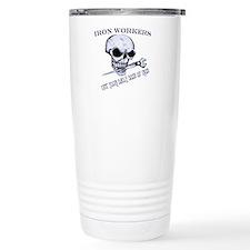 IRON SKULL Travel Coffee Mug