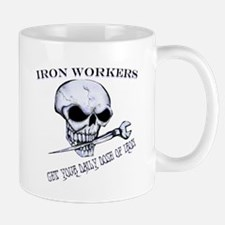 IRON SKULL Small Small Mug
