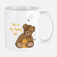Youre My Honey Pot Mugs