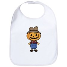 Mr. Scarecrow Bib