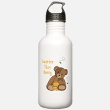 Sweeter Than Honey Water Bottle