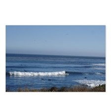Surfin Santa Cruz Postcards (Package of 8)