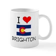 I Love Brighton Colorado Mugs
