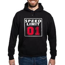 Speed Limit 01 Hoodie