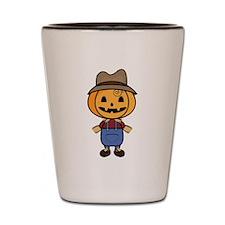 Mr. Scarecrow Shot Glass