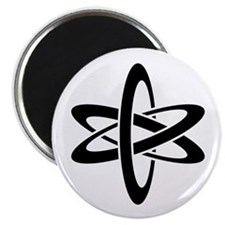 Science Symbol Ideology Magnet