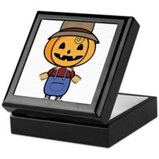 Mr. Scarecrow Keepsake Box