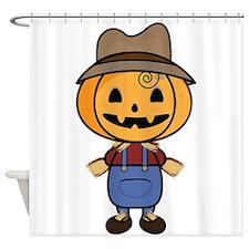 Mr. Scarecrow Shower Curtain