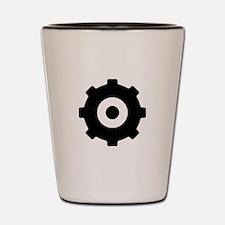 Gearhead Ideology Shot Glass