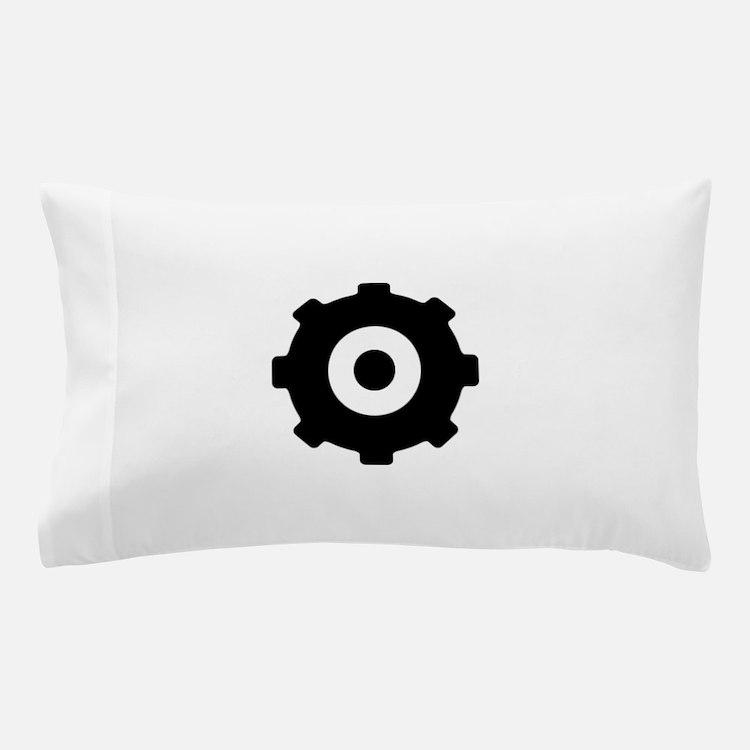 Gearhead Ideology Pillow Case
