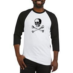 Skull and Crossbones Baseball Jersey