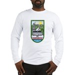 Middlebury Police Long Sleeve T-Shirt