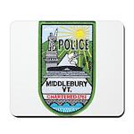 Middlebury Police Mousepad