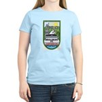 Middlebury Police Women's Pink T-Shirt