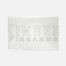 Kimber Firearms Rectangle Magnet