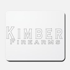 Kimber Firearms Mousepad
